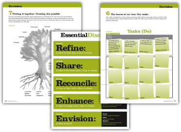 essential disciplines workbook materials